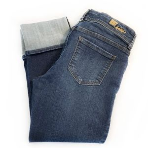 "KUT FROM THE KLOTH | ""Vera"" Straight Cuffed Jeans"